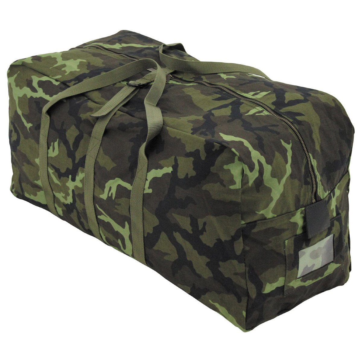 Czech Army Camo Pattern M95 Large Transport Field Bag 52L