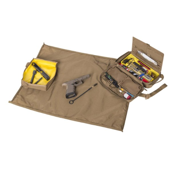 Helikon-Tex® Professional Handguns Service Cleaning Case CORDURA® Olive Green