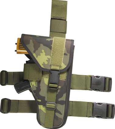 SA-61 VZ.61 Scorpion Tactical Multifunction Professional Army Holster - CZ Camo