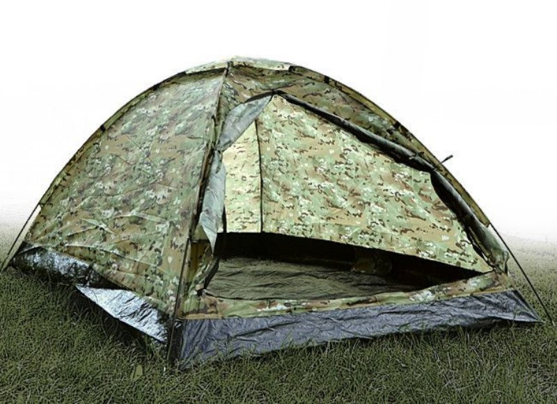 IGLU Standard Two Man Military Army Shelter Tent - Multicam US Camo