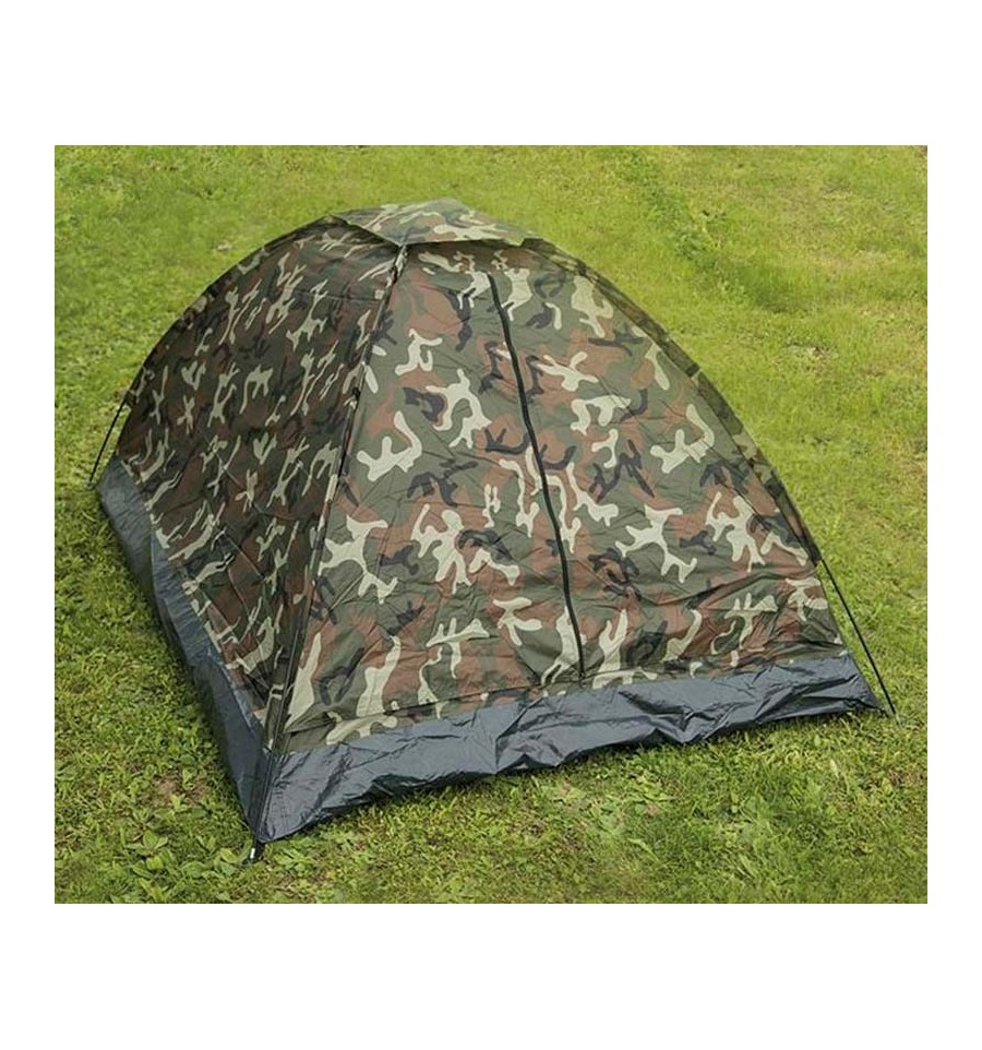 IGLU Standard Two Man Military Army Shelter Tent - Woodland US Camo