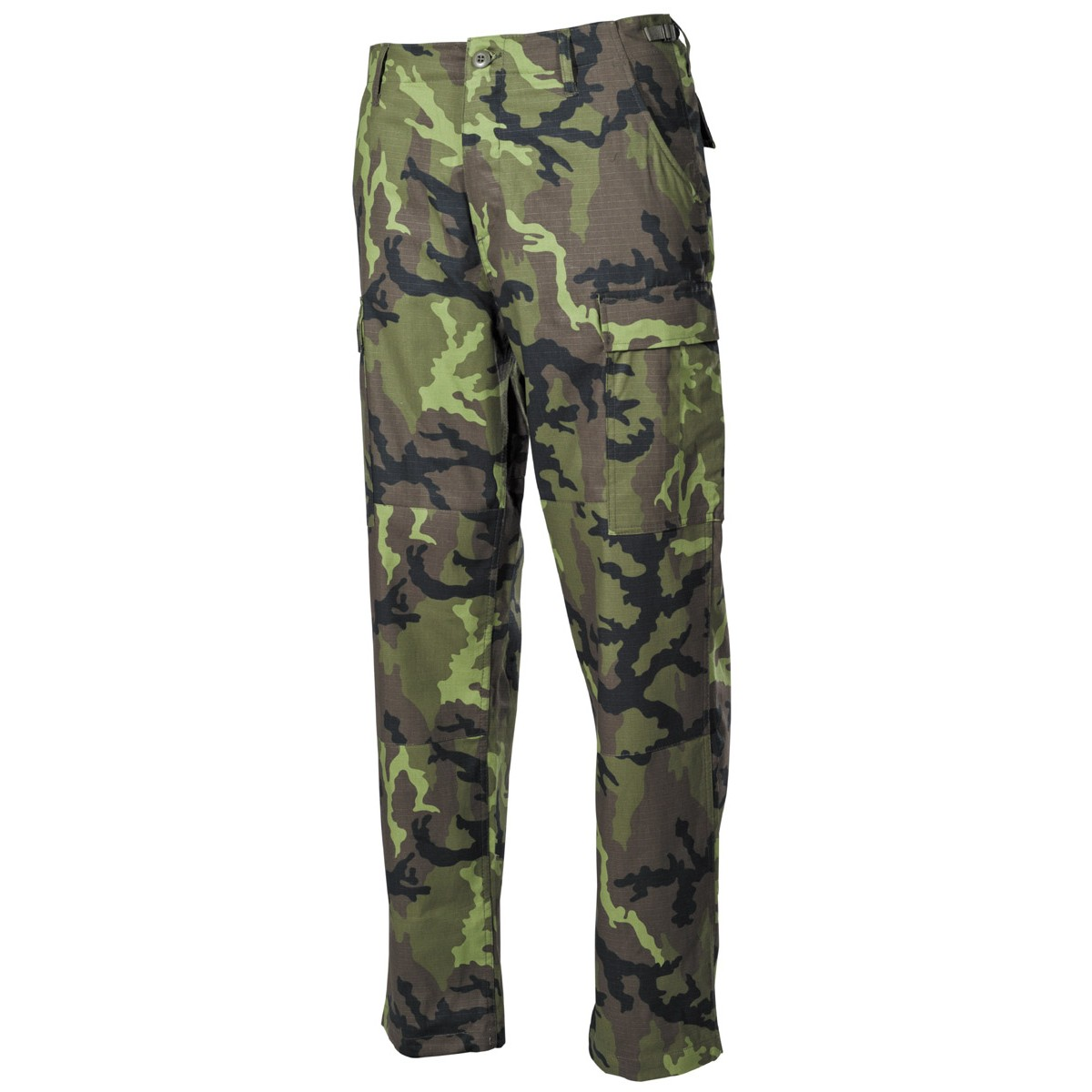 Professional BDU Battle Field Trousers Pants Rip-Stop Czech Army M95 Camo