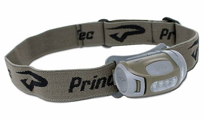 PRINCETON TEC® Professional Military Tactical Headlight FUEL4 OD Olive