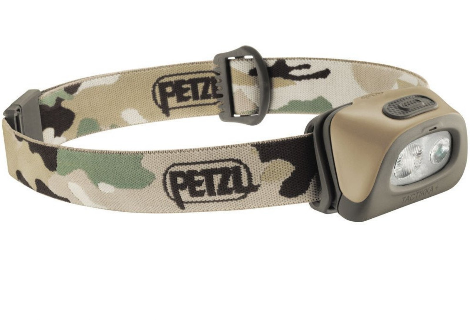 PETZL® TAKTIKKA+® Professional Military Outdoor Headlamp 250Lm Hybrid - Multicam