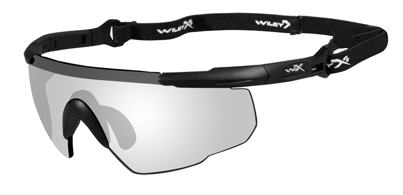 WILEY X ® Saber Advance - Shooting Ballistic Safety Glasses - Clear