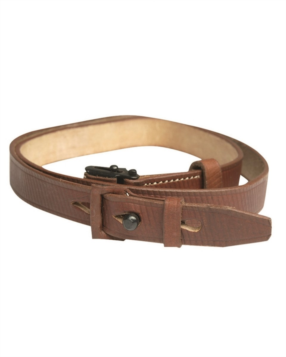WW2 German Army WH,ELITE,LW K98 98K Mauser Leather Brown Sling - Repro