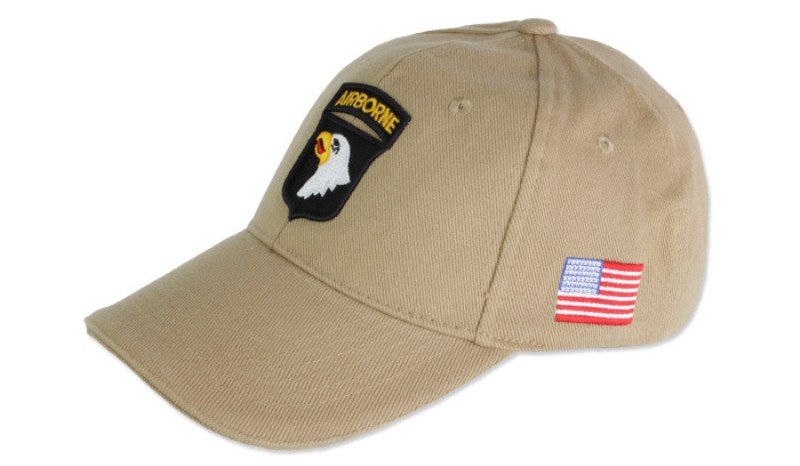 FOSTEX® US Army 101st Airborne Division Baseball Ajustable Cap - Brand New