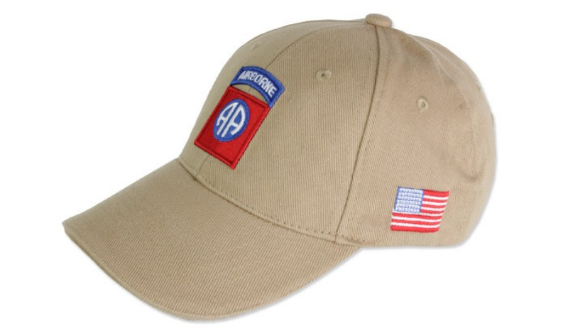 FOSTEX® US Army 82nd Airborne Division Baseball Ajustable Cap - Brand New