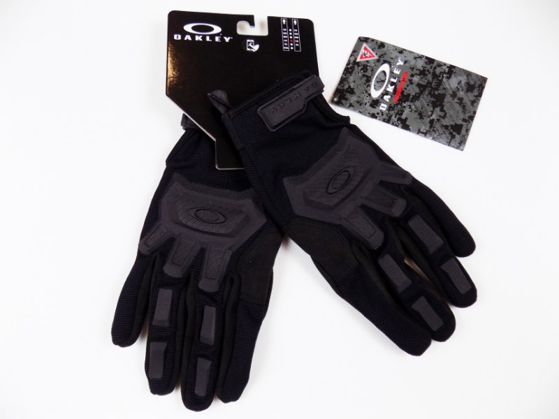 Oakley® SI Tactical Military Police FLEXION GLOVE - Black