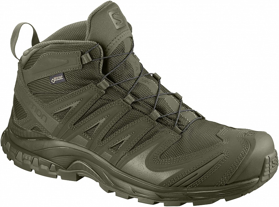 SALOMON® XA Forces MID GTX18 - Professional Military Outdoor Boots Ranger Green