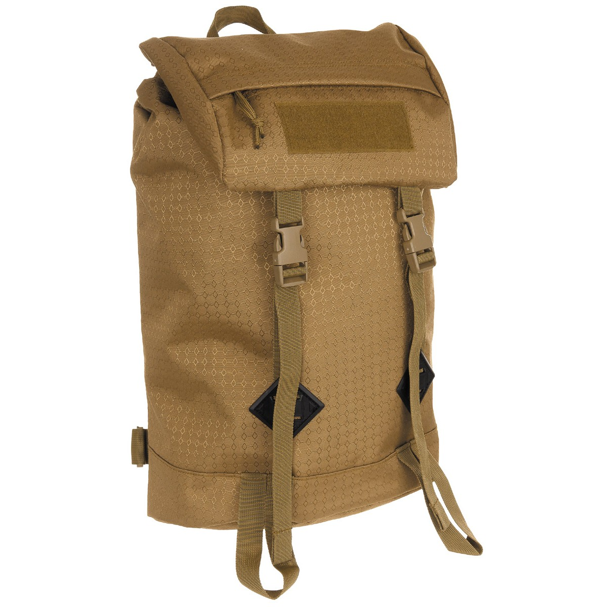 "Stylish Outdoor City Backpack Bag ""Bote"" OctaTac 25L - Coyote"