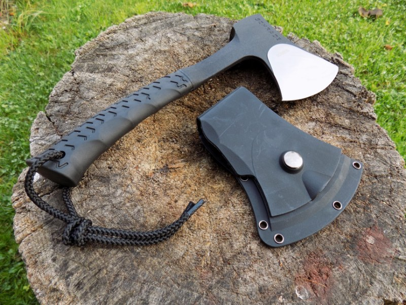 Schrade® Extreme Survival Outdoor Prepper Compact Professional AXE