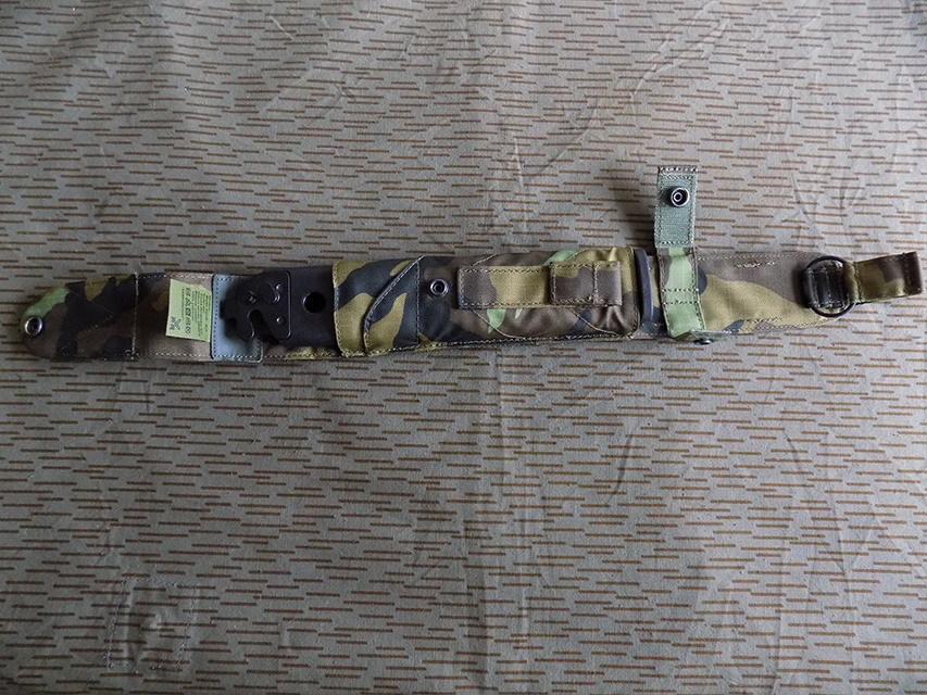 Sheath for Battle Knife CZ Bren 805 Camo VZ.95