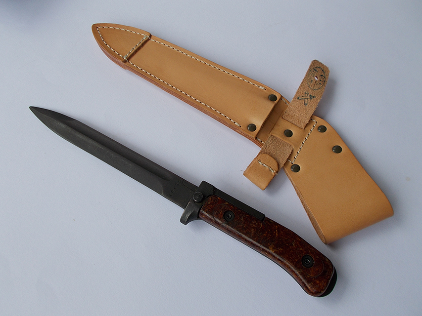 SA,VZ-58 Original Bayonet with Scabbard