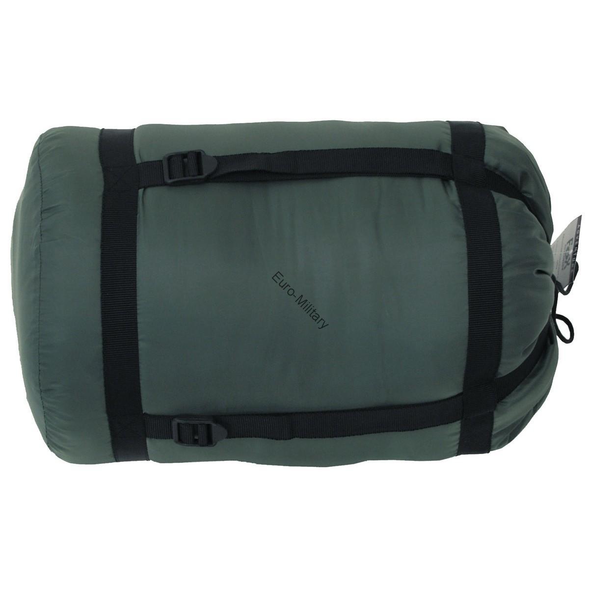 Camping Quartermaster: Military Sleeping Bag - Lining 450g Qm - OD Green