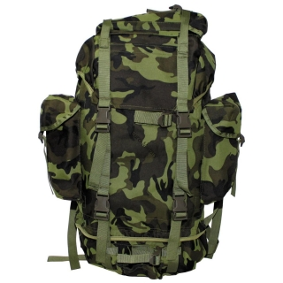 Military Patrol Expedition Backpack Large 65L - CZ Camo